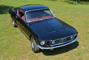 1967 Ford Mustang 99999 miles